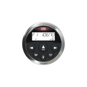 Clarion Waterproof Remote Control c/w S/Steel Ring