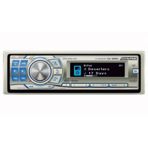Alpine Marine CD/WMA/MP3/iPod Tuner