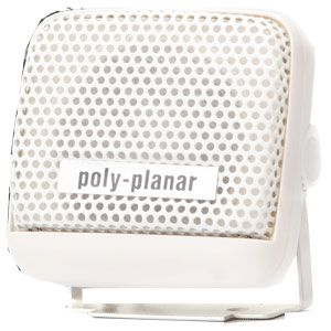 Poly-planar Surface Mount VHF Speaker