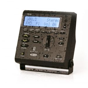 Poly-planar Remote Zone Control Unit - Black