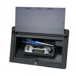Marine Audio Poly Planar Stereo Enclosure With Fold Down