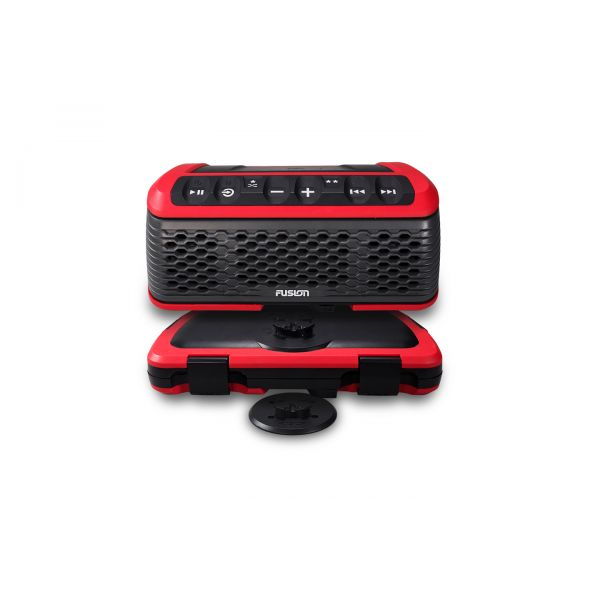 FUSION STEREOACTIVE Watersport Stereo Red